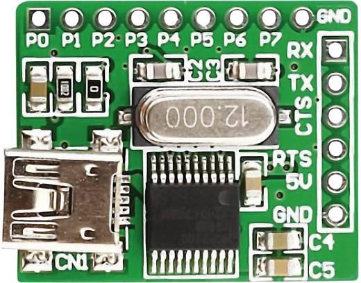 Entwicklungsboard MikroElektronika MIKROE-549
