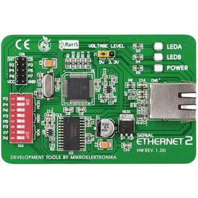 Entwicklungsboard MikroElektronika MIKROE-604 Preisvergleich