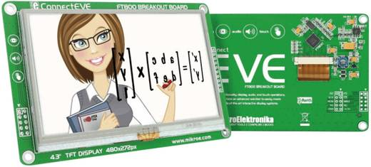 Prototyping-Board MikroElektronika MIKROE-1429