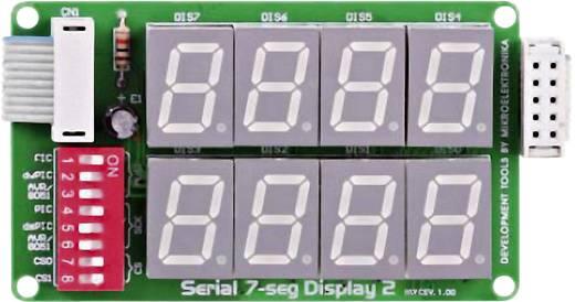 Entwicklungsboard MikroElektronika MIKROE-202