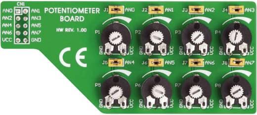 Entwicklungsboard MikroElektronika MIKROE-316