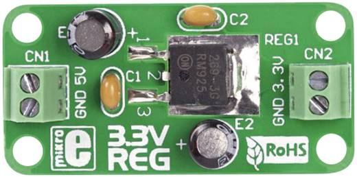 Entwicklungsboard MikroElektronika MIKROE-191
