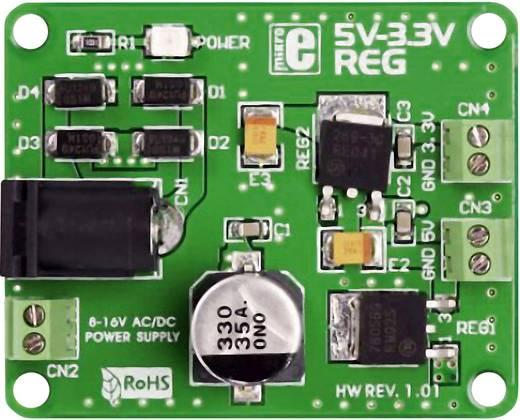 Entwicklungsboard MikroElektronika MIKROE-192