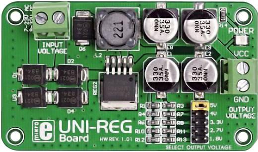 Entwicklungsboard MikroElektronika MIKROE-482