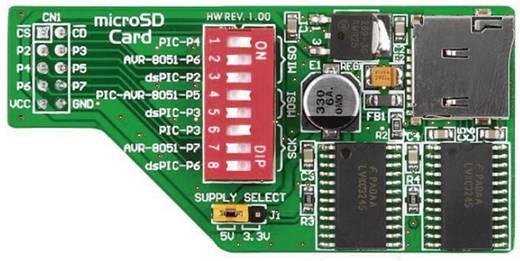 Entwicklungsboard MikroElektronika MIKROE-448