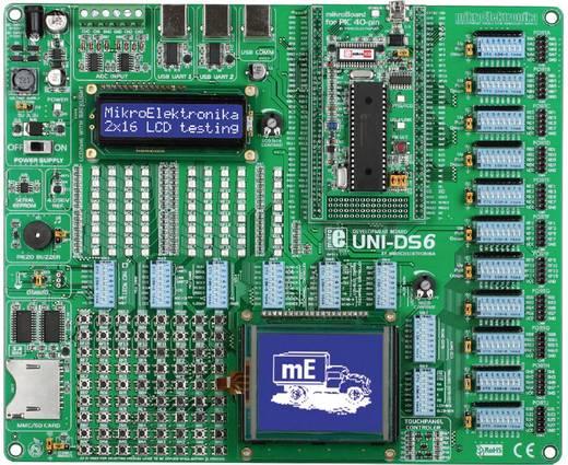 Entwicklungsboard MikroElektronika MIKROE-701