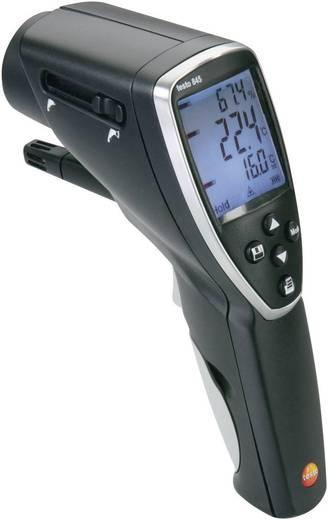 Infrarot-Thermometer testo 845 avec module d'humidité Optik 75:1 -35 bis +950 °C Kontaktmessung Kalibriert nach: Werksst