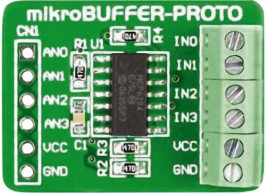 Entwicklungsboard MikroElektronika MIKROE-324