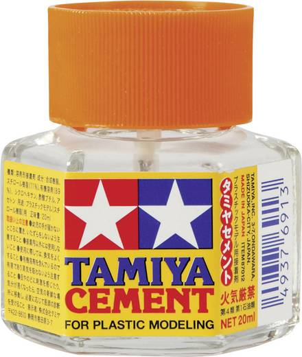 Tamiya Cement Plastikkleber 300087012 20 ml