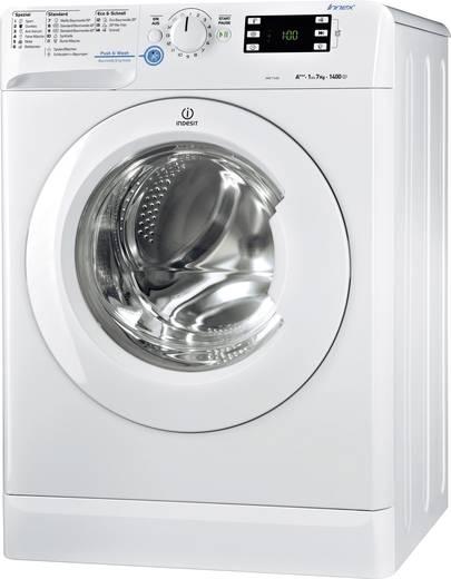 Indesit Waschmaschine Frontlader XWE 71483X W DE 7 kg