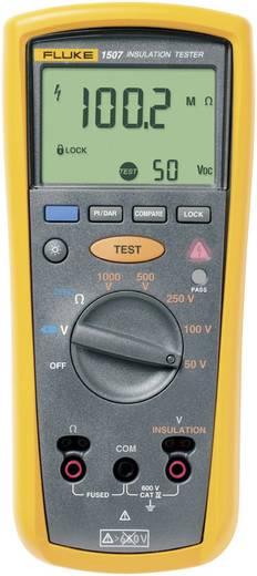 Fluke 1507 Isolationsmessgerät 50 V, 100 V, 250 V, 500 V, 1000 V 10 GΩ Kalibriert nach DAkkS