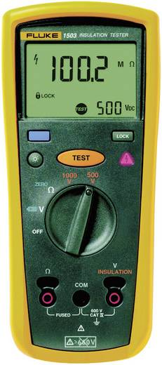 Fluke 1503 Isolationsmessgerät 500 V, 1000 V 2 GΩ Kalibriert nach DAkkS