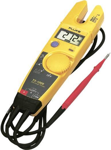 Fluke T5-1000 Zweipoliger Spannungsprüfer, Zweipoliger Spannungsprüfer, 1 V - 1000 V/AC/DC LCD (4000 Counts) CAT III 10