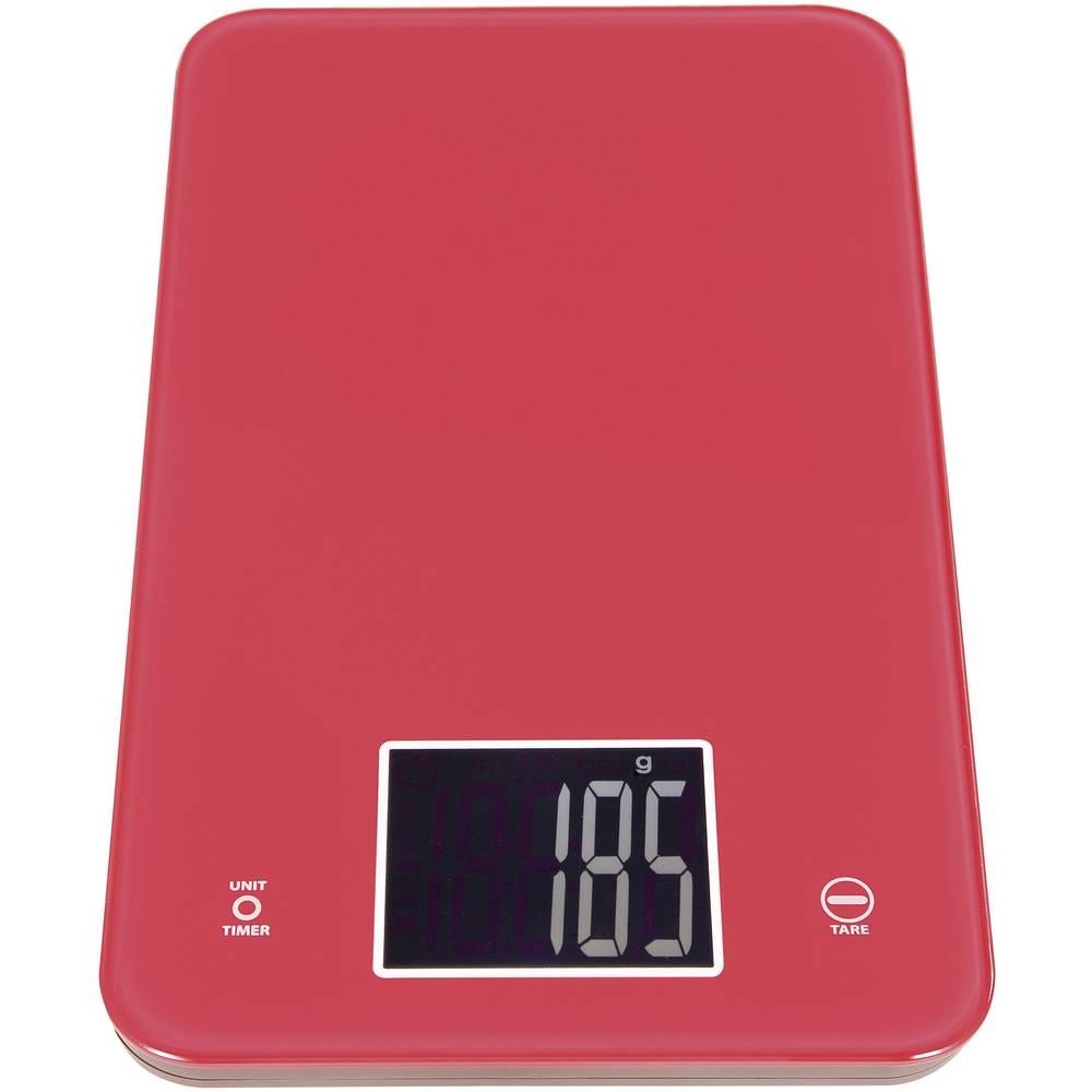 Balance de cuisine num rique iks5 plage de pes e max 5 - Balance de cuisine rouge ...