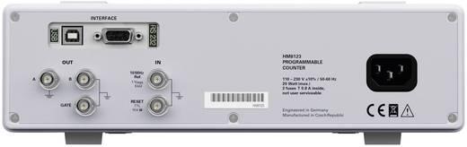 Rohde & Schwarz HM8123 3 GHz Universalzähler, 0 - 200 MHz Kalibriert nach ISO