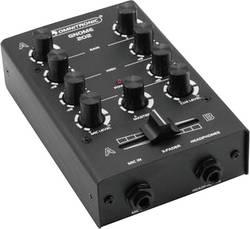 Image of DJ Mixer Omnitronic Gnome E-202