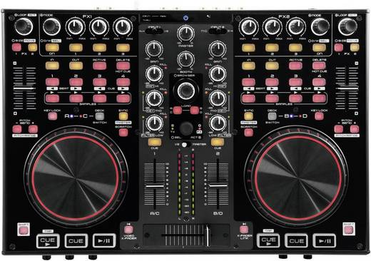 Omnitronic DDC-2000 DJ Controller