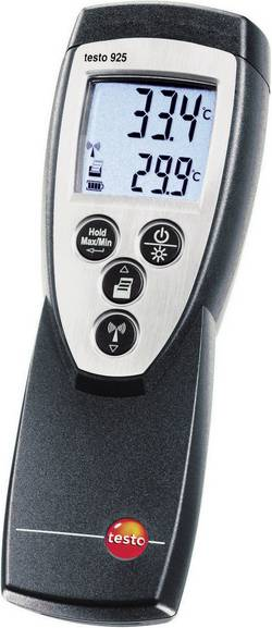 Thermomètre testo 925 Etalonnage ISO testo 925 0560 9250