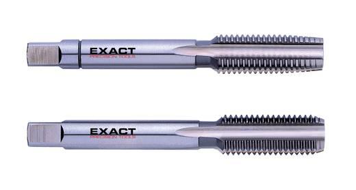 "Exact 01112 Handgewindebohrer-Set 2teilig G (BSP) 1/2"" 14 mm Rechtsschneidend DIN 5157 HSS 1 Set"