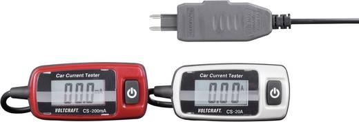 Flachsicherungstester VOLTCRAFT CF-02S + CF-03S Werksstandard (ohne Zertifikat)