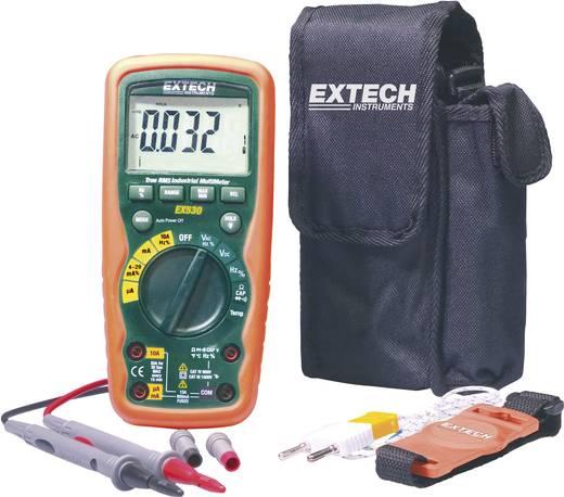 Extech EX530 Hand-Multimeter digital Kalibriert nach: DAkkS Wasserdicht (IP67) CAT III 1000 V, CAT IV 600 V Anzeige (Cou