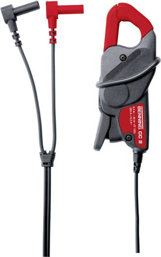 Benning CC 2 Stromzangenadapter Messbereich A/AC (Bereich): 0.5 - 200 A Kalibriert nach: DAkkS
