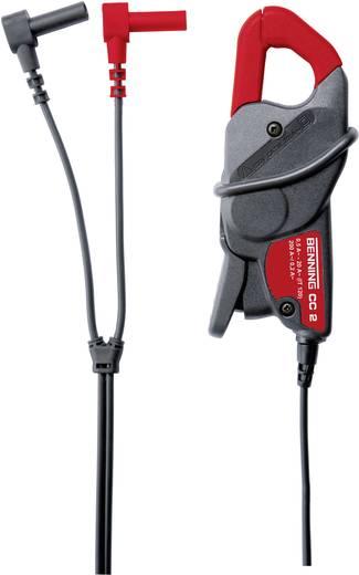 Benning CC 2 Stromzangenadapter Passend für (Details) Isolationswiderstands-Messgerät IT 120 B Kalibriert nach ISO