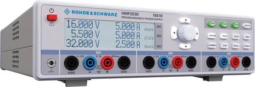 Labornetzgerät, einstellbar Rohde & Schwarz HMP2030 0 - 32 V/DC 0 - 5 A 188 W USB, RS-232 OVP, programmierbar Anzahl Aus