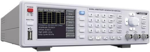 Rohde & Schwarz HMF 2550 Funktionsgenerator netzbetrieben 10 µHz - 50 MHz 1-Kanal Sinus, Rechteck, Puls, Dreieck, Arbitr