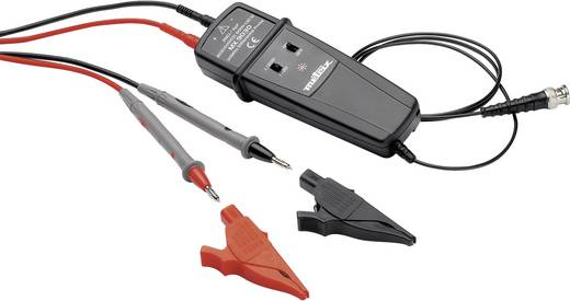 Differential-Tastkopf berührungssicher 30 MHz Kalibriert nach DAkkS 20:1, 200:1 600 V Metrix MX 9030-Z
