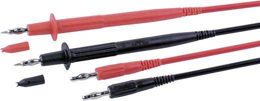 Messleitungs-Set [ Lamellenstecker 4 mm - Prüfspitze] 1 m Schwarz, Rot Stäubli PLL-145/L-415 FLEXI-2V 1,0 100 CM