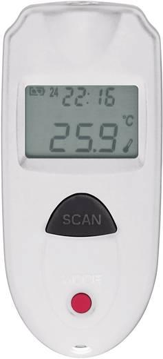 Infrarot-Thermometer VOLTCRAFT IR110-1S Optik 1:1 -33 bis +110 °C Pyrometer Kalibriert nach: Werksstandard