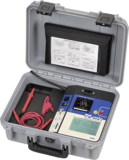 GMW TG uni 1A Gerätetester DIN EN 62638/VDE 0701-0702 Kalibriert nach ISO