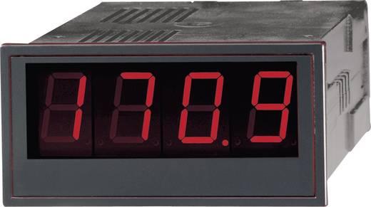 GMW DPM48/96 2000 S 20 Digital-Panel-Meter DPM48/96 2000 S 20 0,2 - 300 V/DC/1 - 200 mA/DC Einbaumaße DIN 92 mm x 45,5