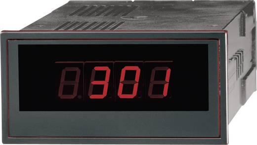 GMW DPM48/2000 SN13 Digital-Panel-Meter DPM 48/2000 SN 13 0,2 - 300 V/DC/1 - 200 mA/DC Einbaumaße DIN 92 mm x 45,5 mm