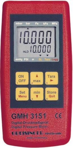 Greisinger GMH 3151 Druck-Messgerät Luftdruck 0.0025 - 0.6 bar