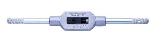 Eventus 10702 Handgewindebohrer-Set 8teilig metrisch Rechtsschneidend DIN 352 HSS 1 Set