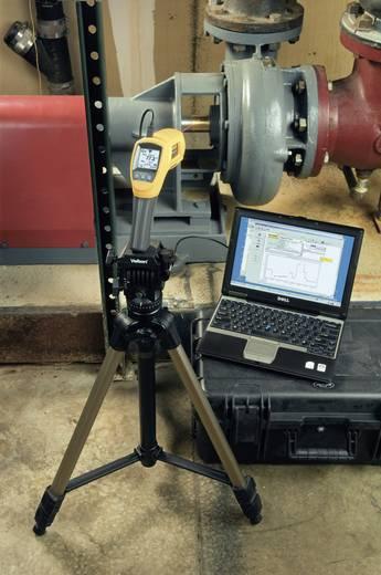 Infrarot-Thermometer Fluke 566 Optik 30:1 -40 bis +650 °C Kalibriert nach: ISO