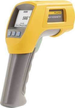 IR teploměr Fluke 566, IR:-40až +650 °C, K-Typ: -40 až+1372 °C