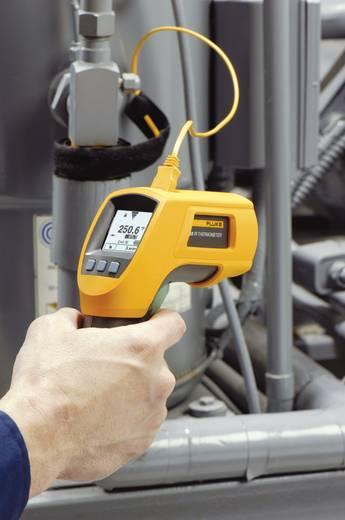Infrarot-Thermometer Fluke 568 Optik 50:1 -40 bis +800 °C Kalibriert nach: ISO