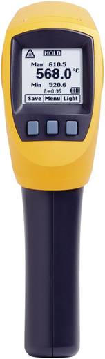 Infrarot-Thermometer Fluke 568 Optik 50:1 -40 bis +800 °C Kalibriert nach: DAkkS