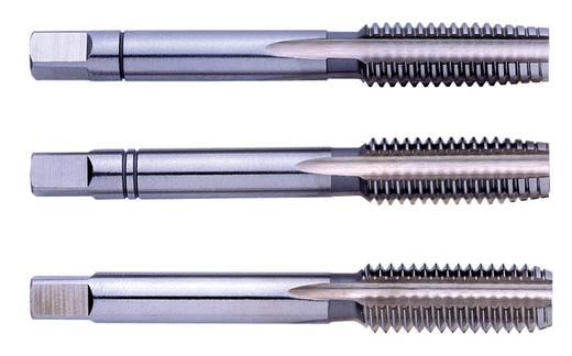 Handgewindebohrer-Set 3teilig metrisch M2 0.4 mm Rechtsschneidend Eventus 10092 DIN 352 HSS 1 Set