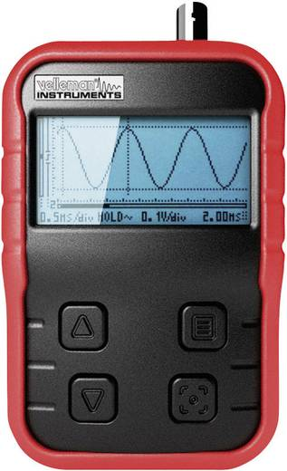 Hand-Oszilloskop (Scope-Meter) Velleman HPS140i 10 MHz 1-Kanal 40 MSa/s 8 Bit Kalibriert nach Werksstandard Digital-Speicher (DSO), Handgerät