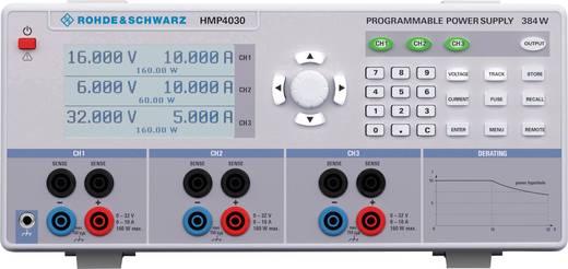 Labornetzgerät, einstellbar Rohde & Schwarz HMP4030 0 - 32 V/DC 0 - 10 A 384 W USB, RS-232 OVP, programmierbar Anzahl Au