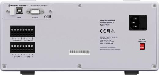 Labornetzgerät, einstellbar Rohde & Schwarz HMP4030 0 - 32 V/DC 0 - 10 A 384 W USB, RS-232 OVP, programmierbar Anzahl Ausgänge 3 x