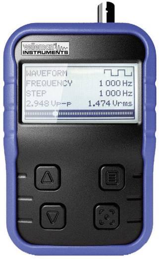 Velleman HPG1 Funktionsgenerator akkubetrieben 1 Hz bis 1 MHz 1-Kanal Sinus, Rechteck, Dreieck DAkkS