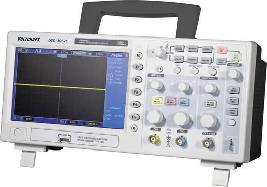 Jubiläumsangebot: VOLTCRAFT DSO-3062C -Kanal Oszilloskop, Digitales Speicheroszilloskop, , inkl. Tastköpfe