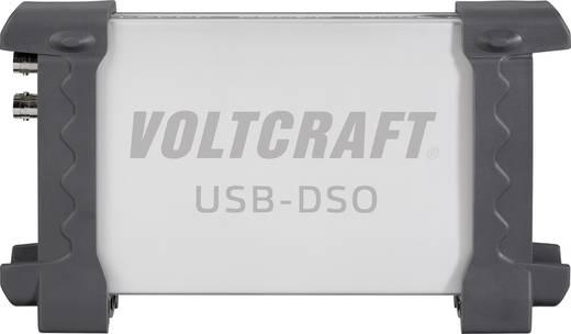 USB-Oszilloskop VOLTCRAFT DSO-2020 USB 20 MHz 48 MSa/s 1 Mpts Kalibriert nach DAkkS Digital-Speicher (DSO)
