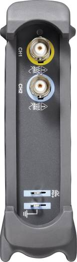 Oszilloskop-Vorsatz VOLTCRAFT DSO-2020 USB 20 MHz 2-Kanal 48 MSa/s 1 Mpts 8 Bit Digital-Speicher (DSO)