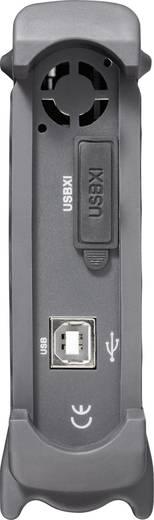 USB-Oszilloskop VOLTCRAFT DSO-2020 USB 20 MHz 2-Kanal 48 MSa/s 1 Mpts 8 Bit Kalibriert nach DAkkS Digital-Speicher (DSO)